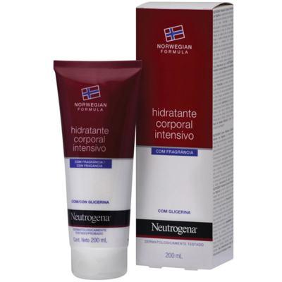 Imagem 3 do produto Norwegian Formula com Fragrância Neutrogena - Hidratante Corporal Intensivo - 200ml
