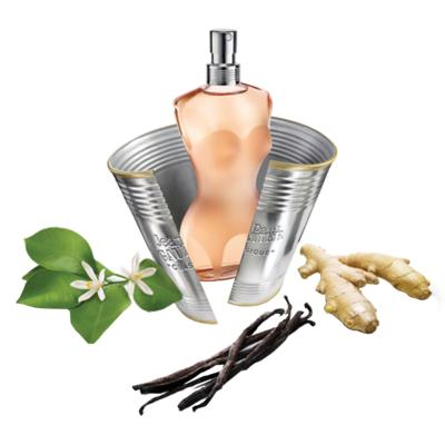 Imagem 3 do produto Classique Jean Paul Gaultier - Feminino - Eau de Toilette - Perfume + Loção Corporal - Kit