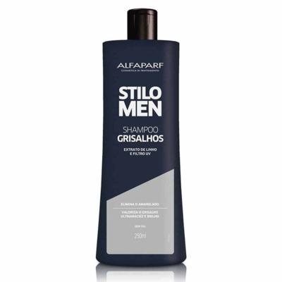 Imagem 3 do produto SHAMPOO ALTA MODA MEN GRISALHOS250 ml . -