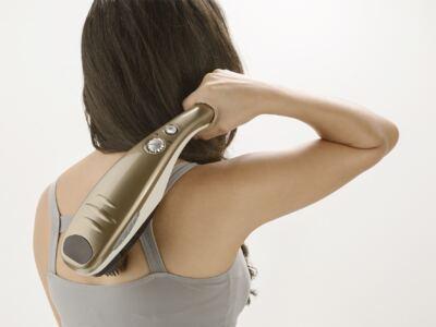 Imagem 2 do produto Massageador Serene Hammer Ez Reach Pro 220V - HC020 - HC020