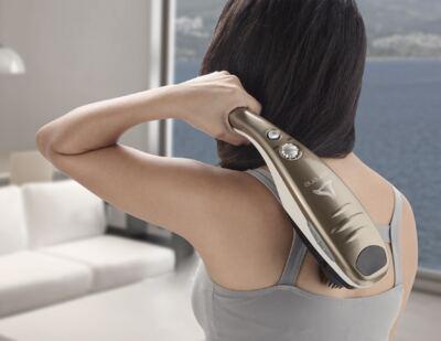 Imagem 10 do produto Massageador Serene Hammer Ez Reach Pro 220V - HC020 - HC020