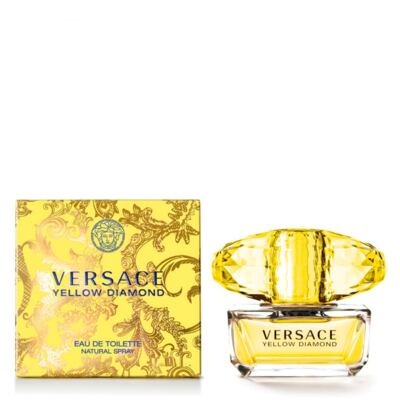Imagem 2 do produto Versace Yellow Diamond Versace - Perfume Feminino - Eau de Toilette - 30ml