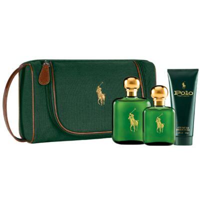 Polo Ralph Lauren - Masculino - Eau de Toilette - Perfume + Edt + Loção Pós Barba - Kit