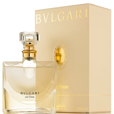 BVLGARI Pour Femme BVLGARI - Perfume Feminino - Eau de Parfum - 50ml