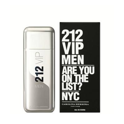 Imagem 3 do produto 212 Vip Men By Carolina Herrera Eau De Toilette Masculino - 50 ml