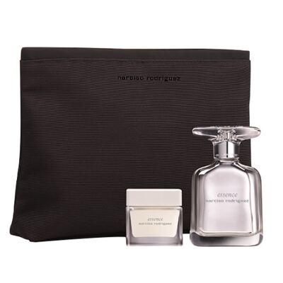 Imagem 1 do produto Essence Narciso Rodriguez - Feminino - Eau de Parfum - Perfume + Gel de Banho + Nécessaire - Kit