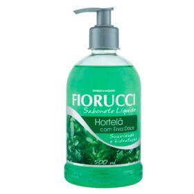 Sabonete Líquido Fiorucci Hortelã com Erva Doce - 500ml
