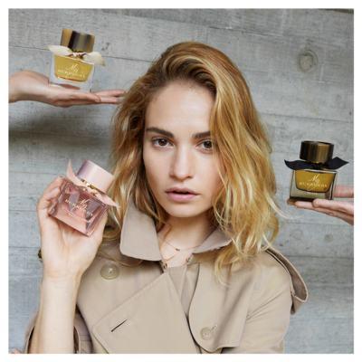 Imagem 4 do produto My Burberry Burberry - Perfume Feminino - Eau de Parfum - 50ml