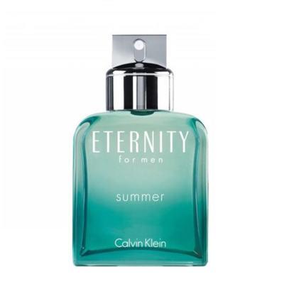 Imagem 1 do produto Ck Eternity Summer Men Calvin Klein - Perfume Masculino - Eau de Toilette - 100ml
