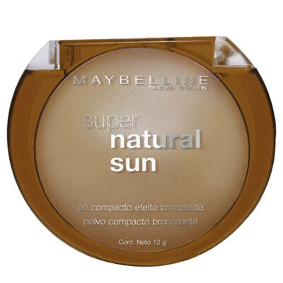 Super Natural Sun Maybelline - Pó Compacto Bronzeador - 22 - True Sun