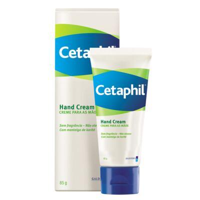 Imagem 1 do produto Cetaphil Hand Cream Mãos Secas e Rachadas - Creme para as Mãos - 85g