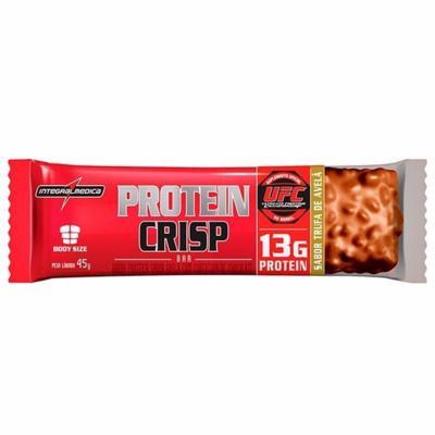 Barra Protein Crisp Bar - Trufa de Avelã | 45g