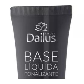 Base Líquida Tonalizante Dailus - Base Líquida - 02 - Claro