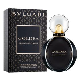 Goldea The Roman Night Bvlgari - Perfume Feminino - Eau de Parfum - 50ml