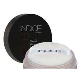Pó Compacto Indice Tokyo - Mineral Glow Loose Powder - 01 Perola