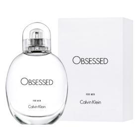 Obsessed For Men Calvin Klein - Masculino - Eau de Toilette - 75ml