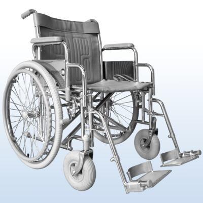 Imagem 1 do produto Cadeira de Rodas com Elevação 8L450SEF Comfort Praxis