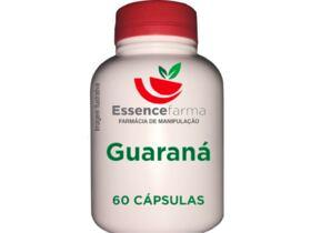 Guaraná - 500mg - 60 Cápsulas -