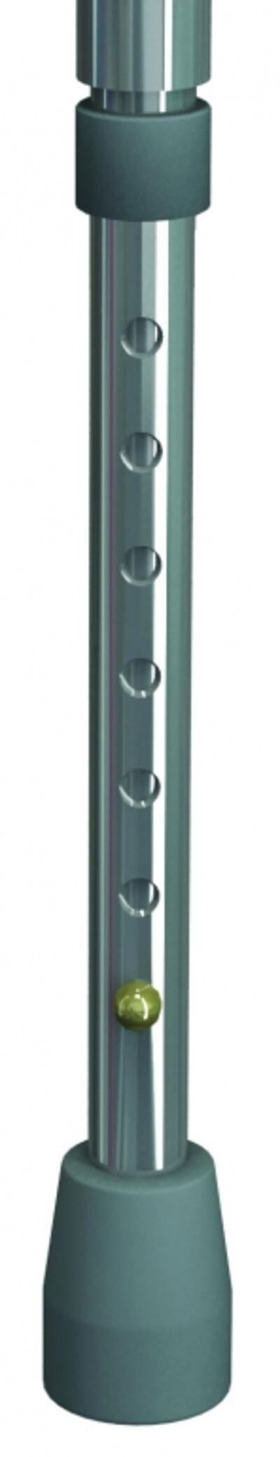 Imagem 3 do produto ANDADOR ARTICULADO PRATA ESPELHADO REF BC1515 MERCUR