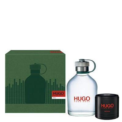 Imagem 2 do produto Hugo Hugo Boss - Masculino - Eau de Toilette - Perfume + Portable Speaker - Kit
