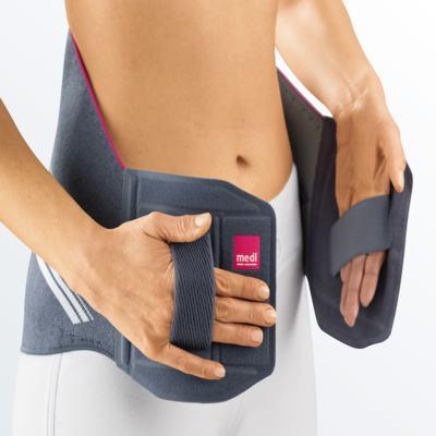 Imagem 1 do produto Cinta Ortopedia LumbaMed Basic Feminina Medi - IV
