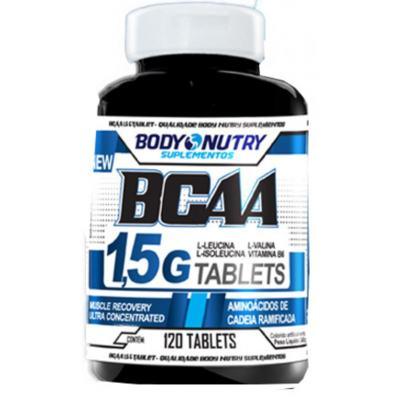 BCAA 1,5g 120tbs - Body Nutry - 120Tbs