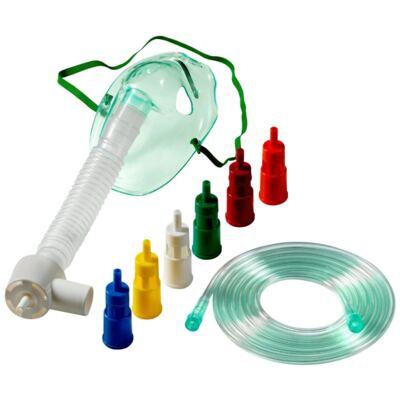 Imagem 1 do produto Máscara de Oxigênio Venturi MD - PEDIATRICO