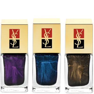 Imagem 1 do produto New Blacks La Laque Yves Saint Laurent - Esmalte - 127 - Black Lapis