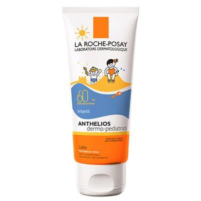Imagem 1 do produto Anthelios Dermo Pediatrics ait Fps 60 La Roche PosayL - Protetor Solar Infantil - 100ml