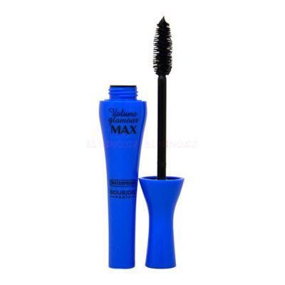 Glamour Max Waterproof Bourjois - Máscara para Cílios à Prova D'água - Noir Black