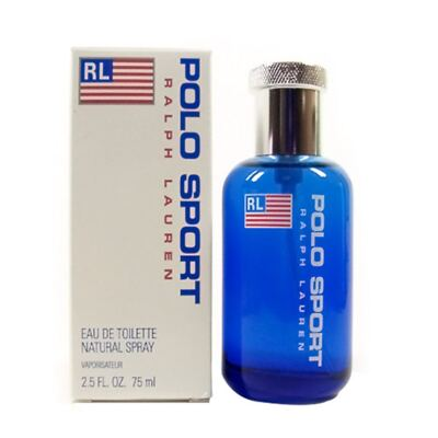 Imagem 2 do produto Polo Sport Ralph Lauren - Perfume Masculino - Eau de Toilette - 75ml