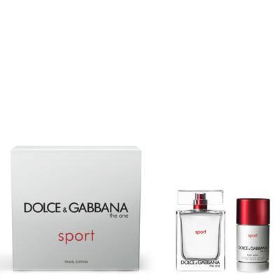 Imagem 1 do produto The One Sport Dolce & Gabbana - Masculino - Eau de Toilette - Perfume + Desodorante - Kit