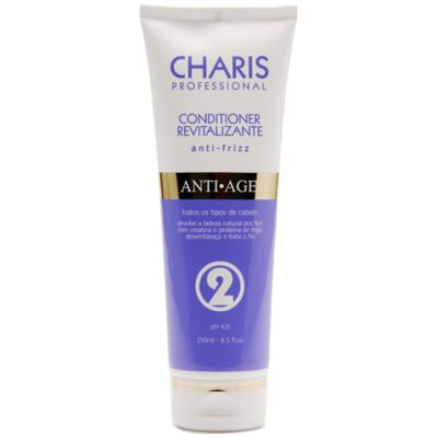 Charis Anti-Age Revitalizante - Condicionador Anti Frizz - 250ml