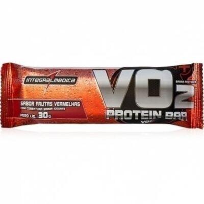 Imagem 1 do produto Vo2 Proteinbar 30g - Integralmedica - Frutas Vermelhas Com Iogurte
