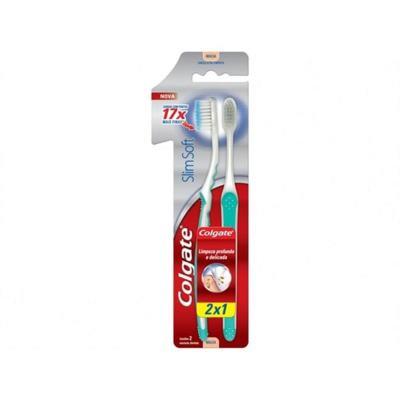 Imagem 6 do produto Escova Colgate Cabo Ultra comprimido 2 Unidades -
