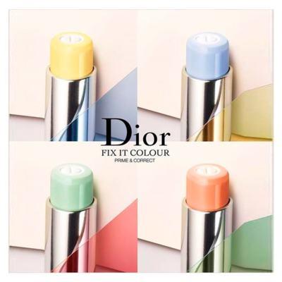 Imagem 3 do produto Fix It Colour Dior - 2 em 1 Primer e Corretivo de Cor - 300 - Yellow