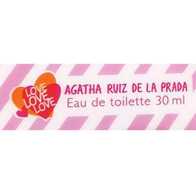 Imagem 3 do produto Candy Love Love Love Agatha Ruiz de La Prada - Perfume Feminino - Eau de Toilette - 30ml