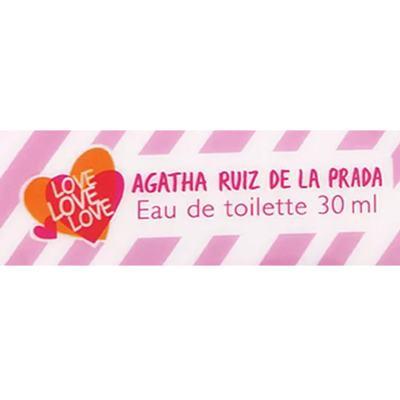 Imagem 4 do produto Candy Love Love Love Agatha Ruiz de La Prada - Perfume Feminino - Eau de Toilette - 30ml