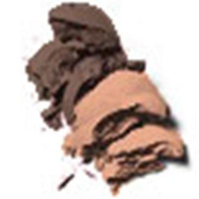 Imagem 3 do produto Ombres Duo Lumières Yves Saint Laurent - Paleta de Sombras - 23 - Pearly Peach - Mink Brown