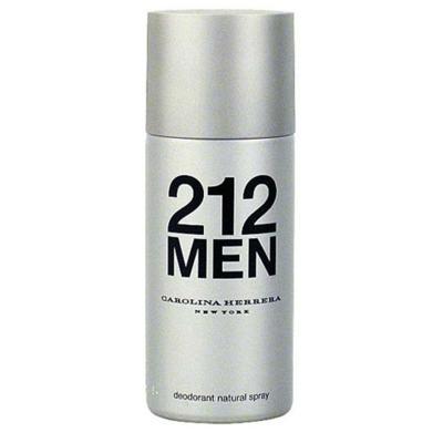 Imagem 1 do produto 212 Men Déodorant Carolina Herrera - Desodorante Masculino - 150g