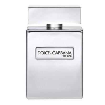 Imagem 1 do produto The One Men Platinum Limited Edition Dolce & Gabbana - Perfume Masculino - Eau de Toilette - 100ml