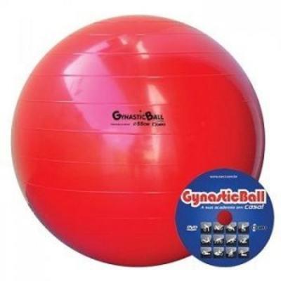 BOLA GYNASTIC BALL 55CM CARCI - BOLA GYNASTIC BALL55CM CARCI