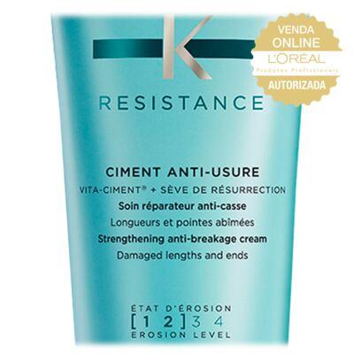 Imagem 2 do produto Kérastase Résistance Ciment Anti-Usure - Condicionador - 200ml