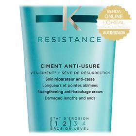 Kérastase Résistance Ciment Anti-Usure - Condicionador - 200ml