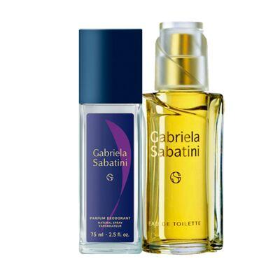 Imagem 2 do produto Gabriela Sabatini Gabriela Sabatini - Feminino - Eau de Toilette - Perfume + Desodorante - Kit