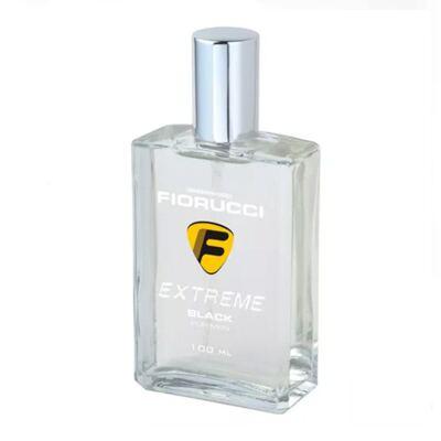 Imagem 2 do produto Extreme Black For Men Fiorucci - Masculino - Deo Colônia - Perfume + Desodorante Spray - Kit