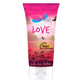 Loção Corporal Delikad - Butterfly Collection Love Body Lotion - 180ml