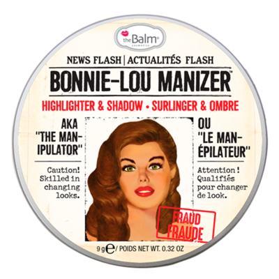 Imagem 4 do produto Bonnie Lou Manizer The Balm - Iluminador Facial - Dourado