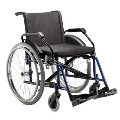 Cadeira de Rodas Poty Azul Jaguaribe
