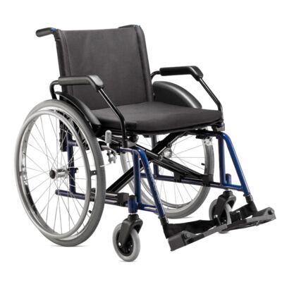 Imagem 1 do produto Cadeira de Rodas Poty Azul Jaguaribe